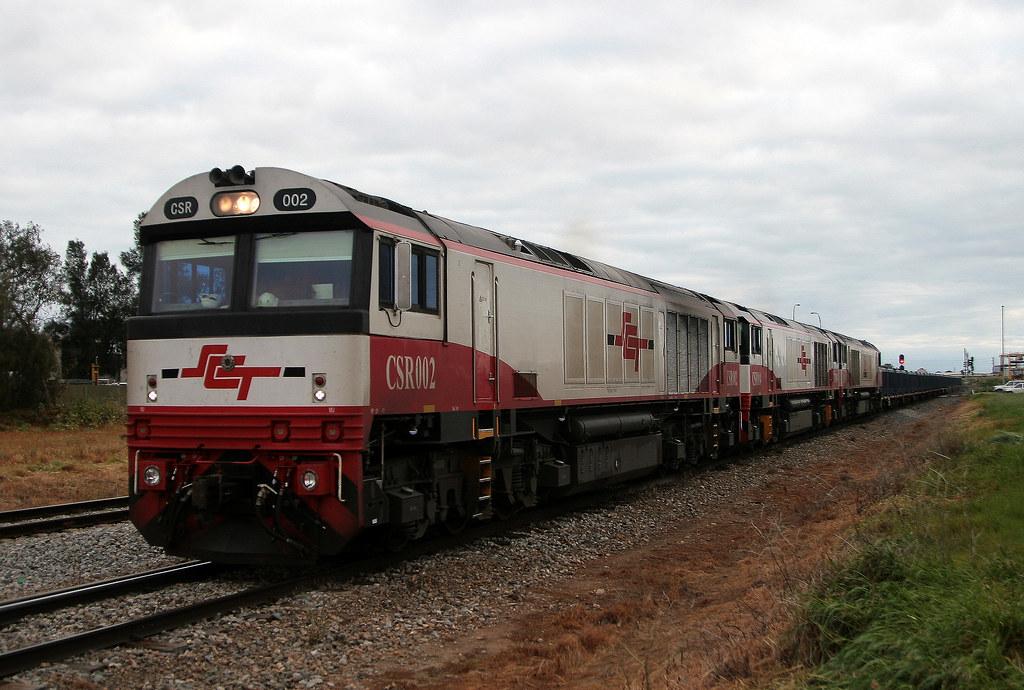 1901 CSR002+CSR004+CSR007 by Trackside Photography Australia