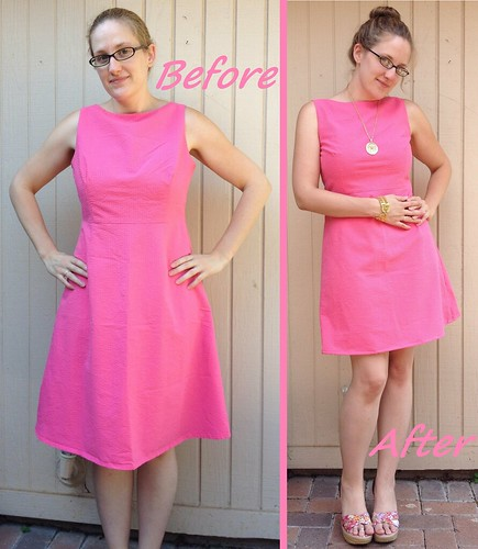 Haute Pink Refit - Before & After