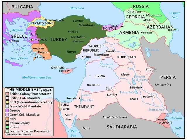 Ottoman Partition