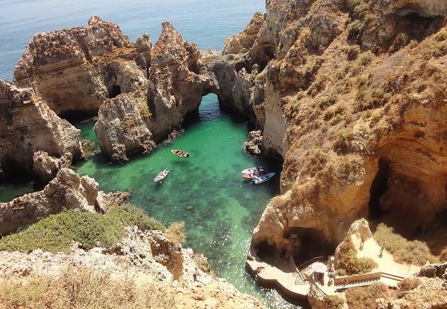 Lagos - Roteiro pelo Algarve