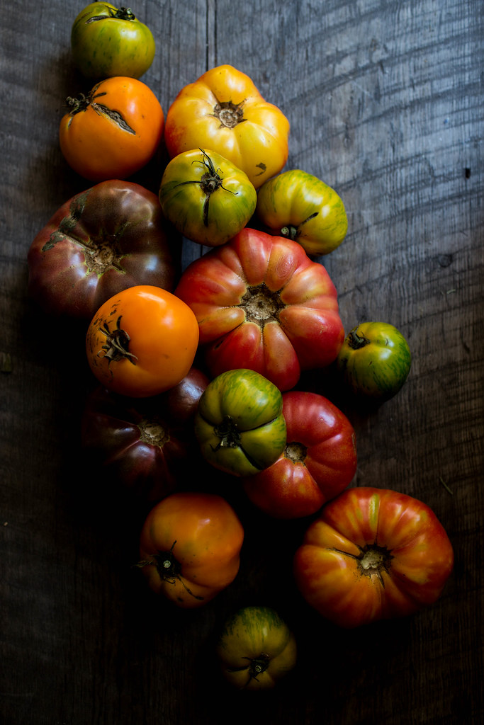 tennessee heirloom tomatoes