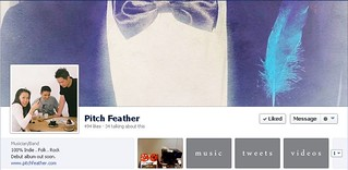 Pitch Feather - FB page
