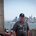 Alcatraz Island with San Francisco Behind by iChris