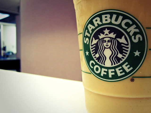 October 15, 2010: Starbucks