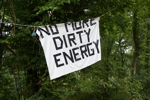Balcombe anti fracking camp on Flickr The Commons