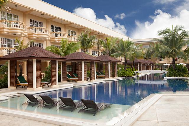 Boracay Garden Resort Swimming Pool