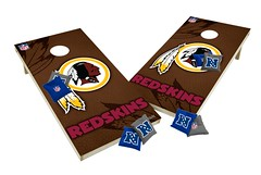 Washington Redskins Custom Cornhole Boards XL