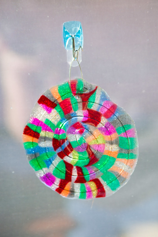 Melted Bead Suncatcher Custom Shapes