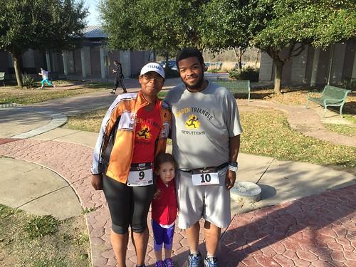 Austin Marathon 2014