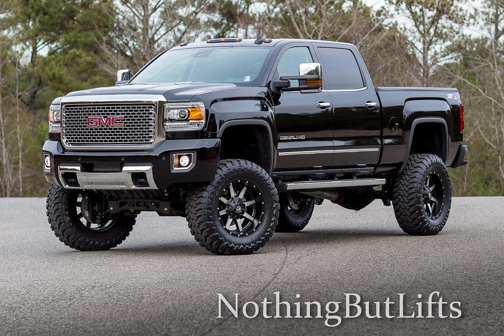 "Duramax 6 Inch Lift >> 2015 Denali 2500HD / 7.5"" RCX / 37"" Toyos - Diesel Place : Chevrolet and GMC Diesel Truck Forums"