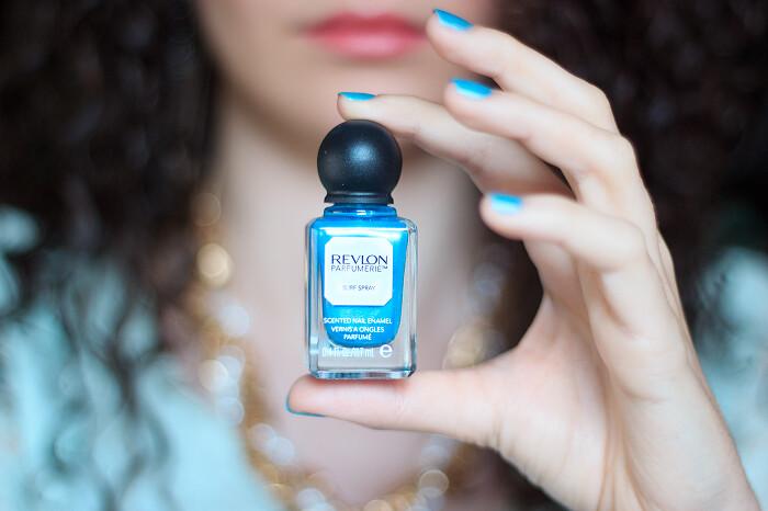 Vernis à ongles Parfumé de Revlon