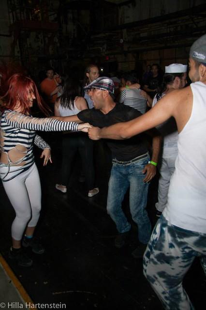 LA party sailor 4