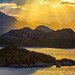 Afternoon Delight in the Beagle Channel by James Neeley