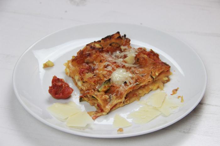 Mhmittwoch Veggie Lasagne 05