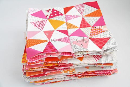 Kaleidoscope Quilt_Blocks