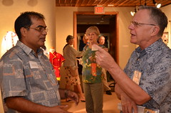 Arts 'Ohana Reception 1-26-15