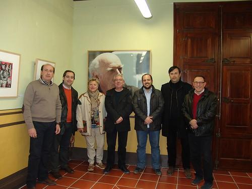 Inauguració de l'exposició 'Josep Renau' a Vinaròs