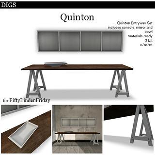 DIGS - Quinton Entryway - FLF