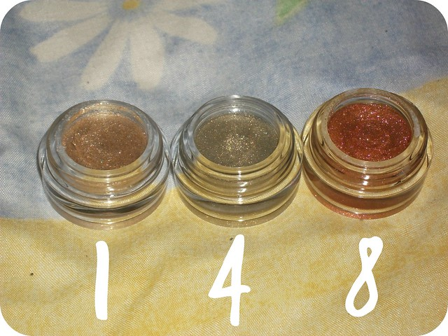 Shade 1 4 & 8 Born Pretty Store Love Alpha Frozen Eye Colours