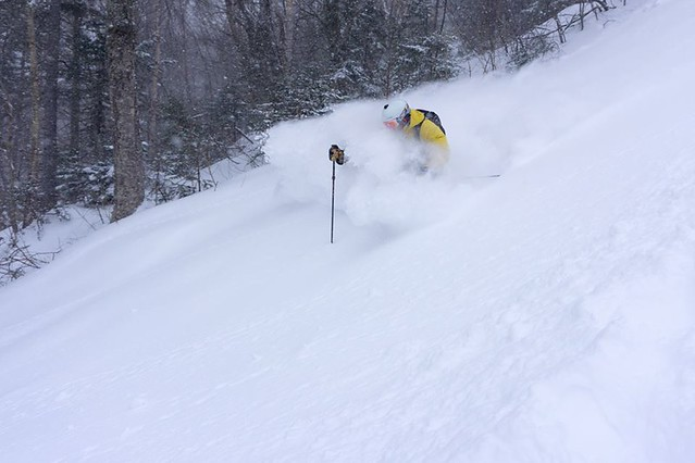 Storm Juno at Sunday River