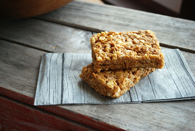 No bake granola bars 2
