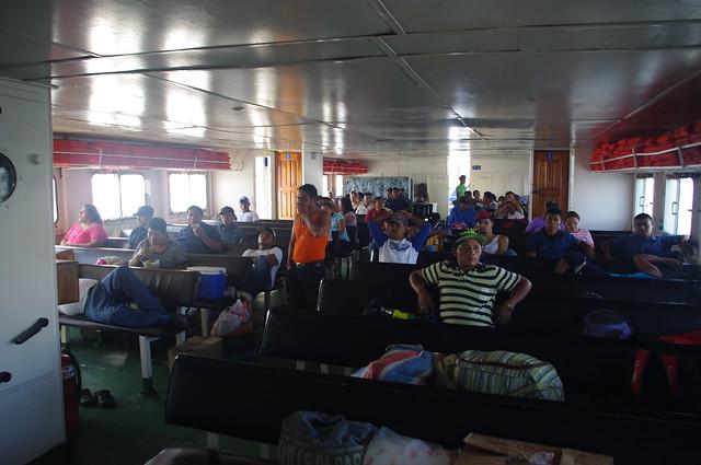 Cruise Granada to Ometepe Island, Nicaragua