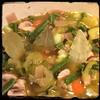 Cucina Dello Zio #homemade #Minestrone Soup #CucinaDelloZio - bay leaves