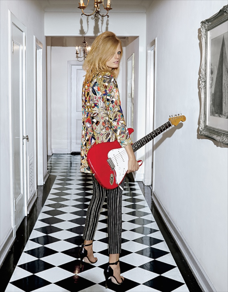 Hanne Gaby model