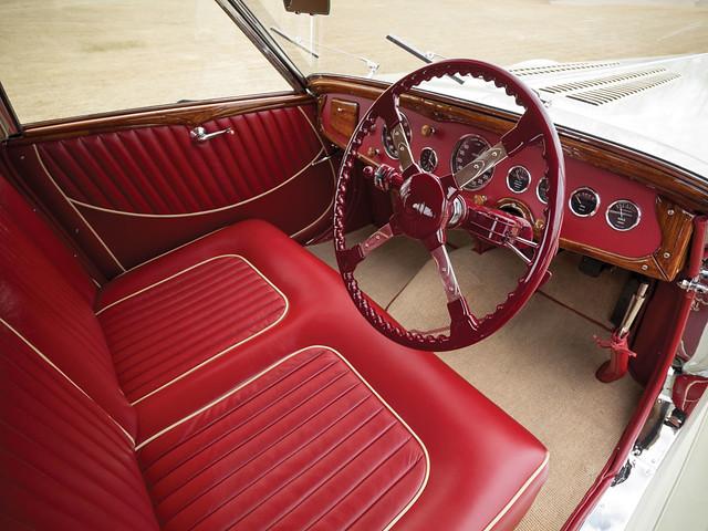 Delahaye 135 MS Coupe Figoni & Falaschi