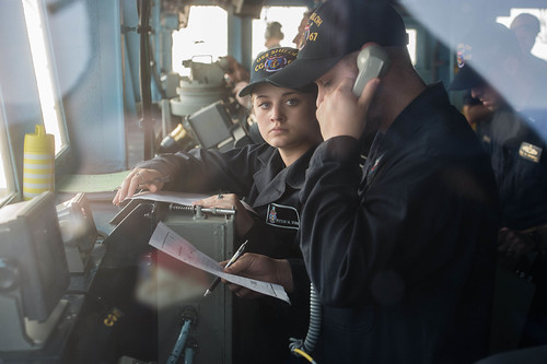 USS Shiloh Wins Tactical Award