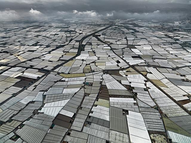 Greenhouses Spain