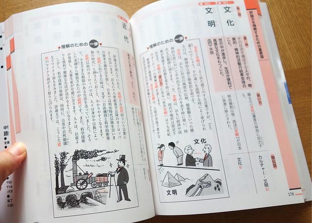 文英堂「国語力を伸ばす語彙1700」