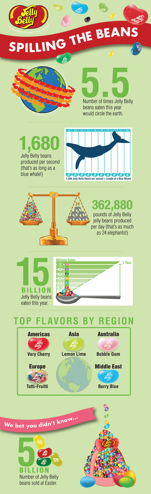 Spilling the Beans Infographic
