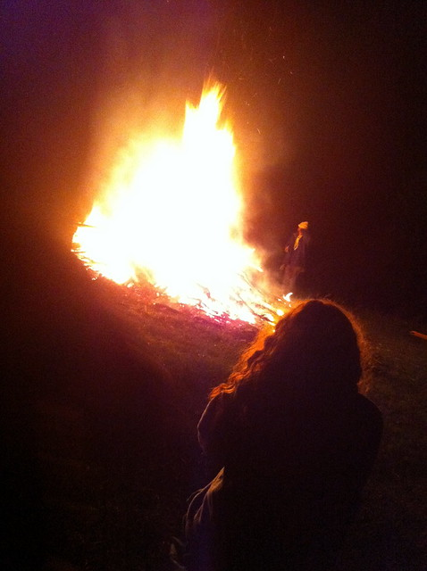 Newstead: Bonfire