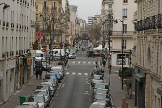 Rue Pascal - Paris (France)