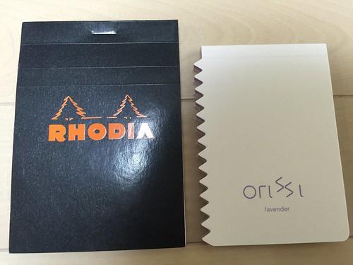 orissi vs Rhodia 12