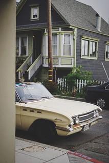 Bernalwood // San Francisco Cars & Trucks at Bernal Heights