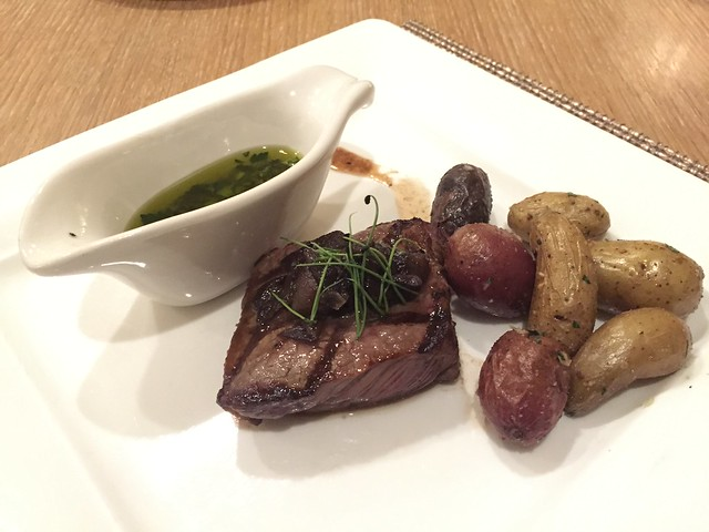 New York Strip - Laurel Court Restaurant