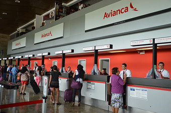 Avianca Check-in (Avianca)