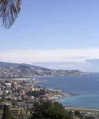 the nun's view of Sanremo!