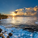 Sunrise on Cap Mechant by DanielKHC