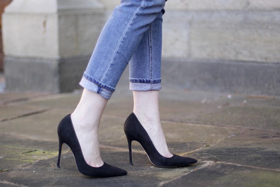 fashion fashionblogger outfit jeans blazer simple business look asos zara topshop proenza schouler brunette bangs ricarda schernus blog blogger germany 6