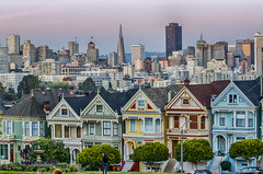 Painted Ladies, SF