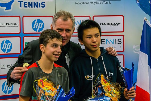 Adrian Andreev & Alexandre Doan Van