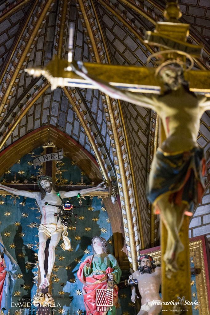 Vuelo Drone Catedral Toledo