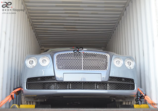 Exotic / Luxury Car shipping from Dubai UAE to Monaco