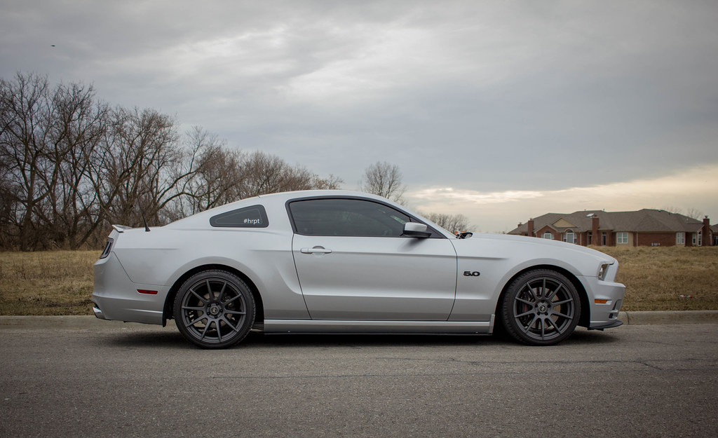 2013 Mustang Gt Track Pack Lightly Modded W Forgestar Cf10s