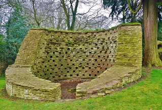 Circular Dovecot at The White House, Landmark Trust