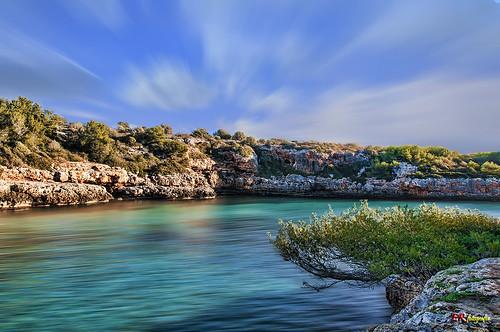 Cala S´Anau ( Mallorca)