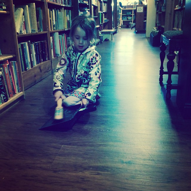 shop's youngest helper